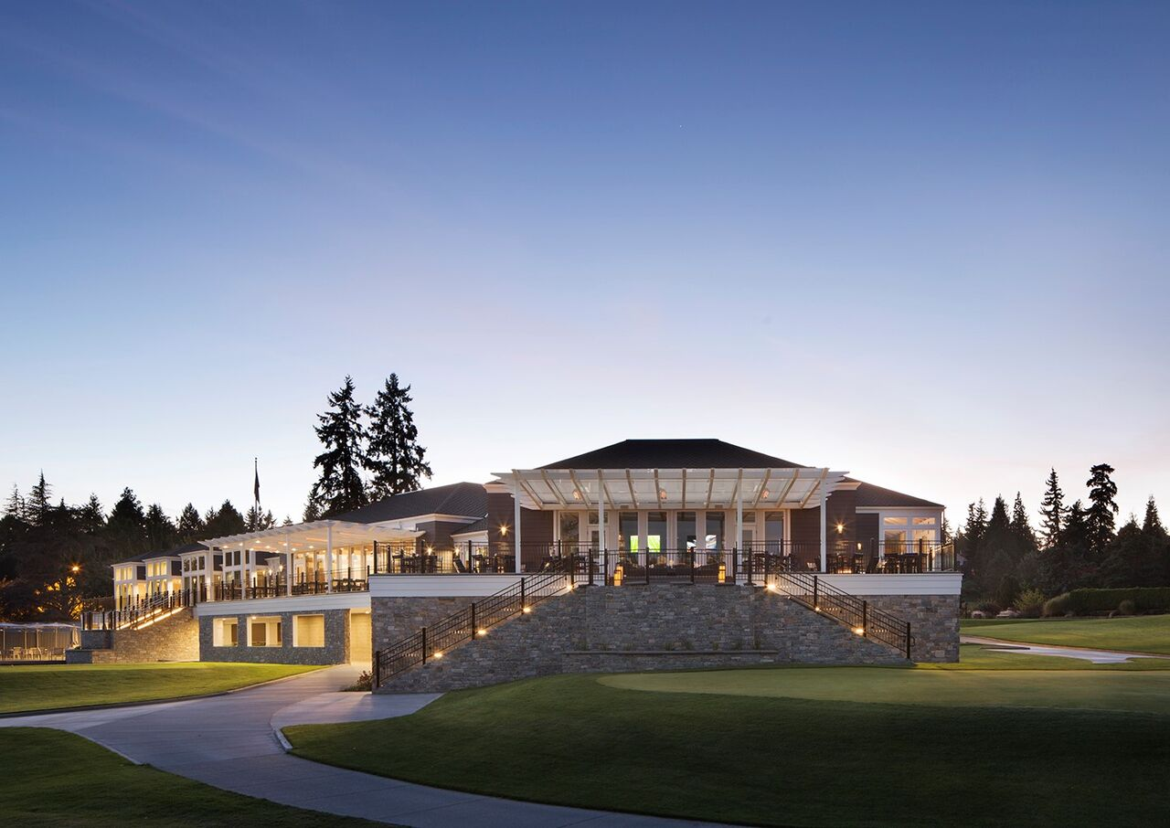 Overlake Country Club Medina