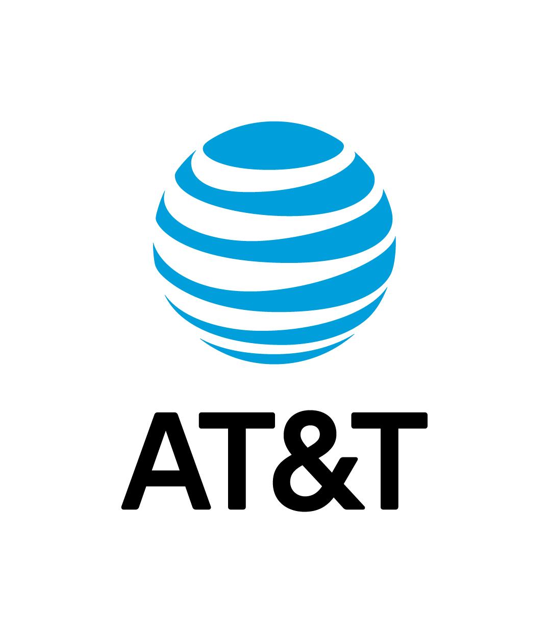AT&T Logo Vertical