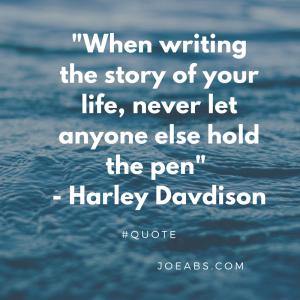 Harley Davidson Quote JoeAbs.com