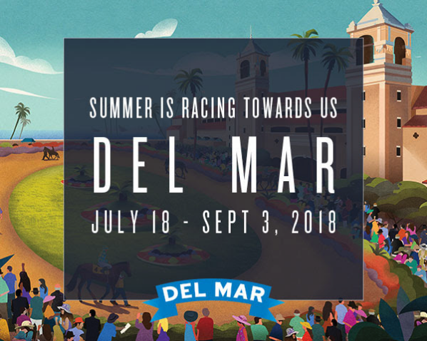 Opening Day at Del Mar 2018