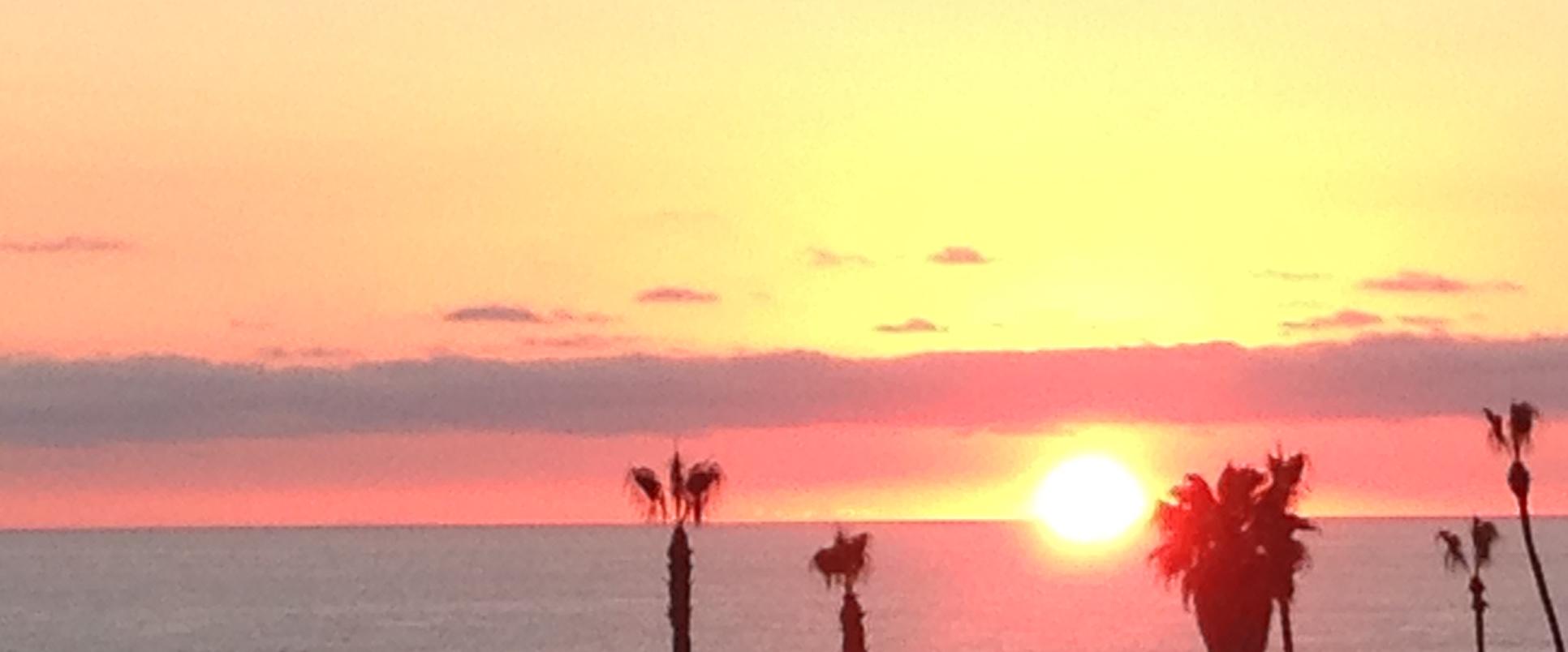 Del Mar Sunset 070418