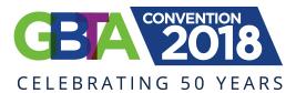 GBTA Convention 2018 San Diego