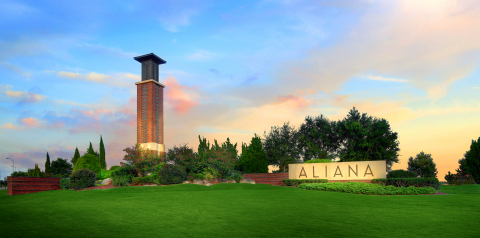 Aliana Houston Richmond Texas AAA Properties