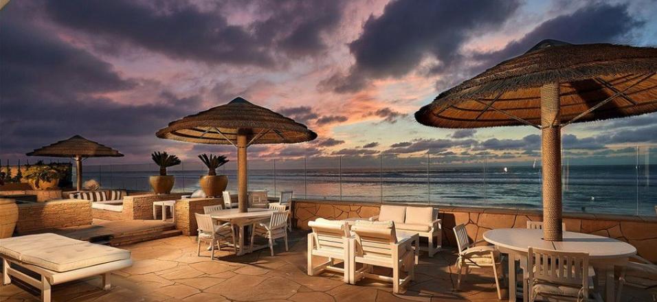 Bill and Melinda Gates Beachfront Del Mar Compound