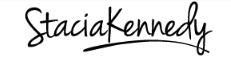 Stacia Kennedy signature