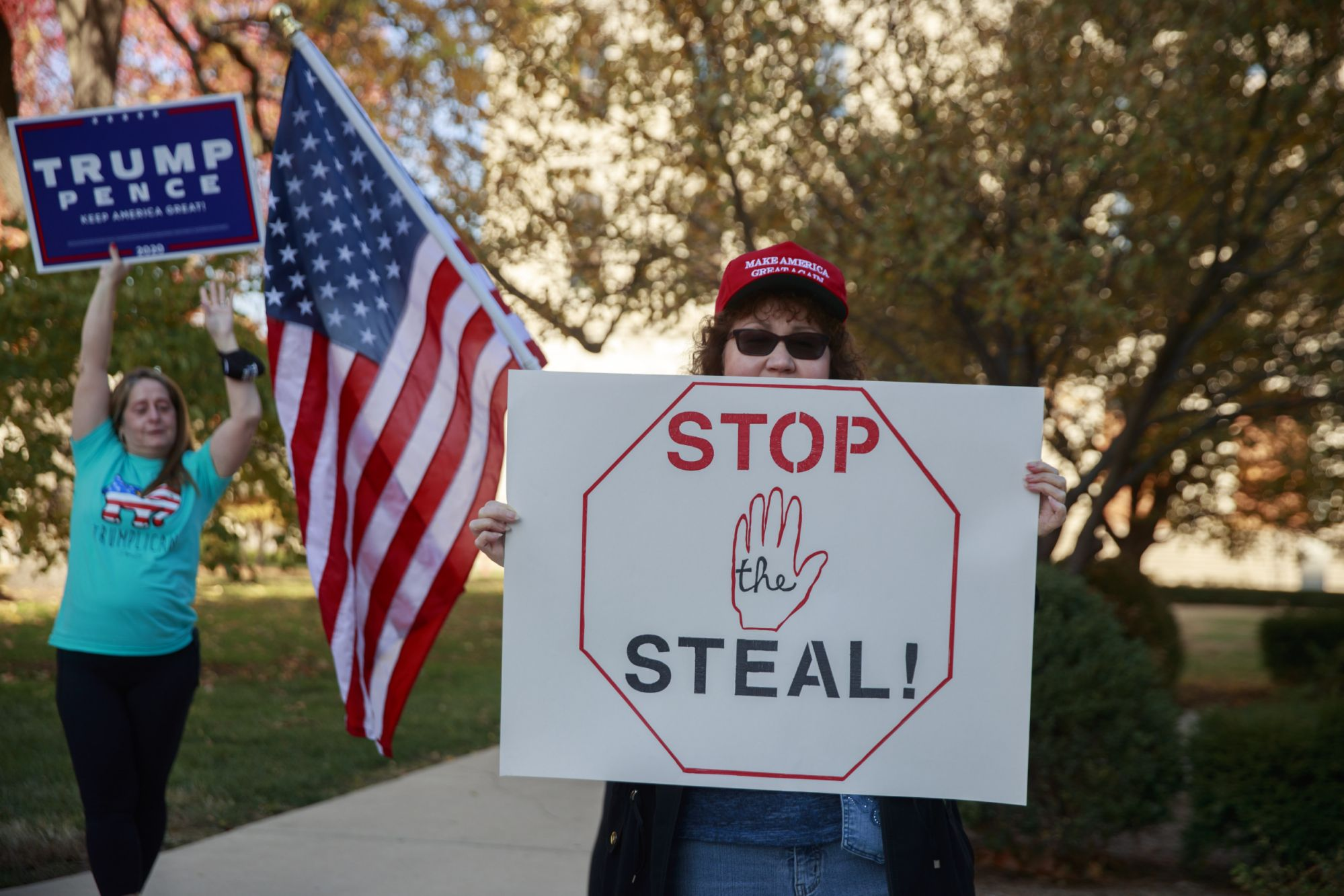 Stop the Steal JoeKennedy.biz