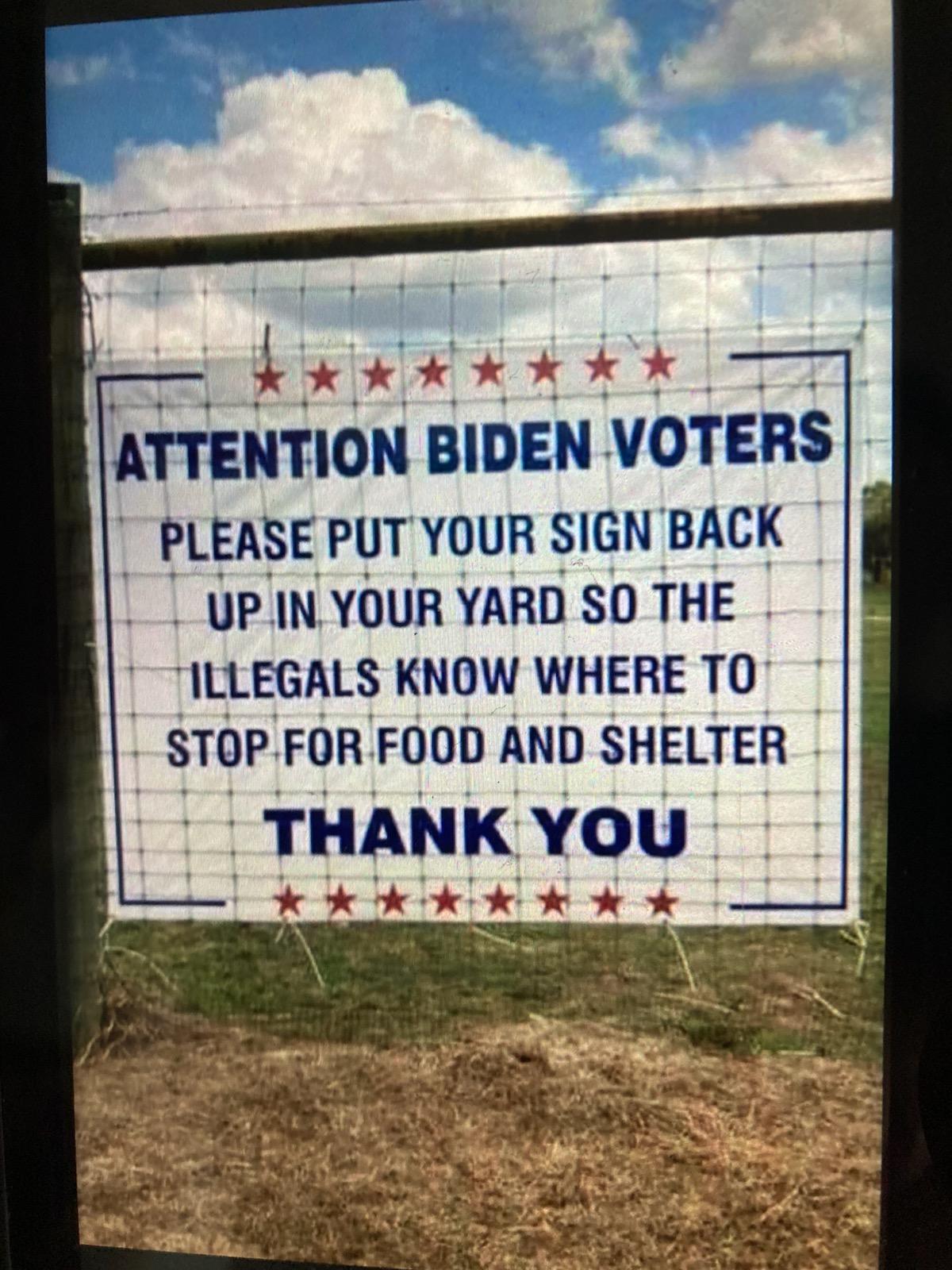 Attention Biden Voters