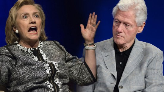 Clinton Crime Family Child Sex Trafficking