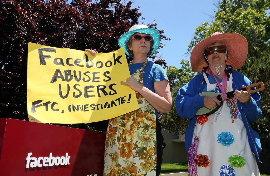 Facebook Abuses Users